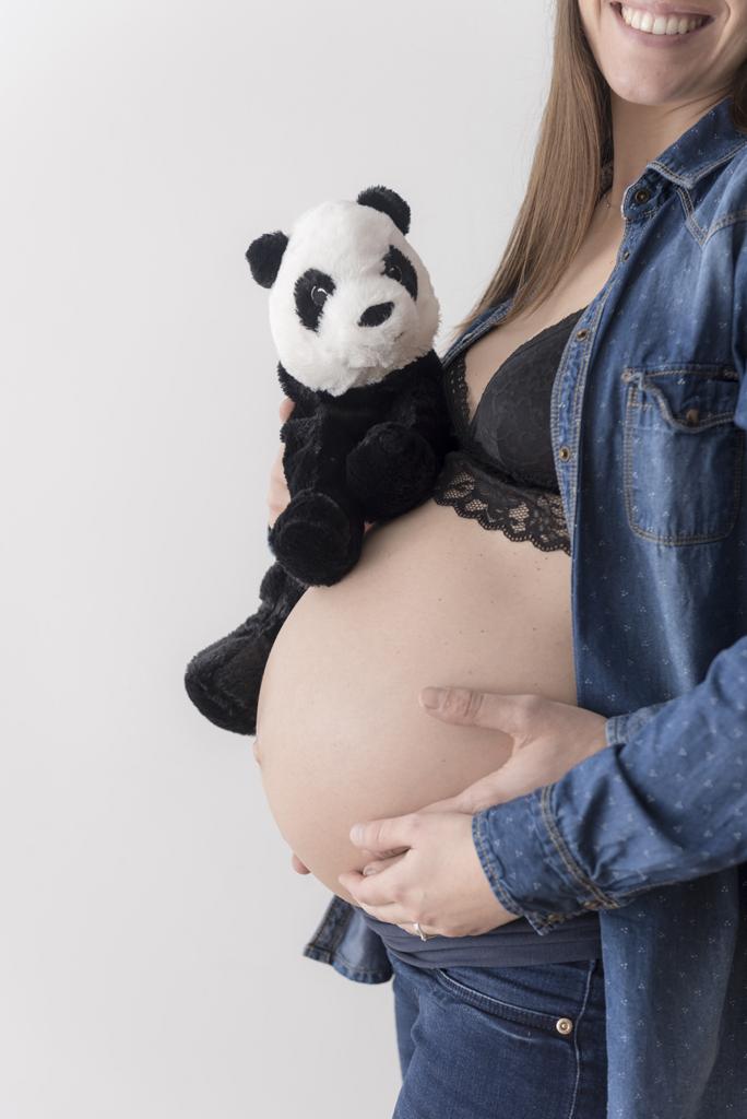 embarazada-peluche-panda-molinos